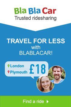 BlaBlaCar_banner on Behance