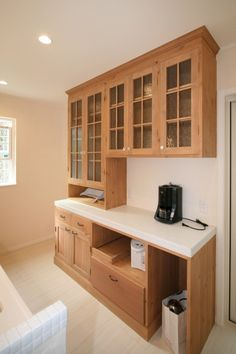 Tree Bookshelf, Bookshelves, Crockery Cabinet, Kitchen Organisation, Kitchen Room Design, Kitchen Trends, Cabinet Design, Storage, House