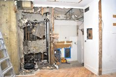 Park Slope #Brooklyn #Residential #Demolition / Before #Project