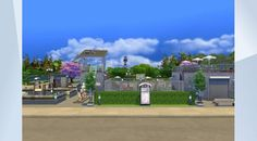 Check out this lot in The Sims 4 Gallery! - This is an Urban Park with fun and skill learning for all ages including painting murals, basketball, swimming, harvestables, video gaming, game mats, musical instruments, chess, DJ, dancing, joke microphone, punch bags, toys, void critters, grilling and more. Sims will not get bored or hungry and they will learn a lot in this great big Industrial park…