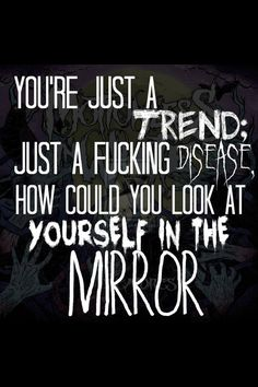 {Motionless In White~Immaculate Misconception} Band Quotes, Lyric Quotes, Marilyn Manson, Music Is Life, My Music, Music Lyrics, Pierce The Veil, Metalhead, Cool Bands
