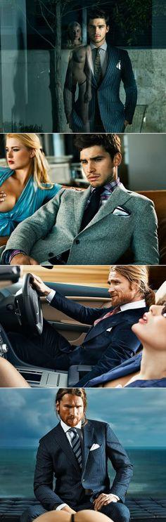 Suit Supply: Wie sexy darf Werbung sein!?
