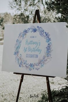 Frozen Inspired Birthday Party Decorations Welcome Sign - #frozenbirthday #frozen #frozenparty #elsa #ana #olaf #winterbirthday #welcomesign #welcome #girlbirthdayparty #birthdayparty #birthday #welcomeposter #editable #template #digitaldownload Elsa Birthday Party, Frozen Birthday Invitations, Winter Birthday Parties, Birthday Party Decorations, Winter Wonderland Party, Welcome Poster, Little Girl Birthday, Sign Templates, Web Browser