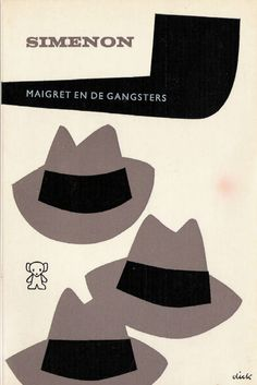 Dick-Bruna-illustrateur-NL-couvertures-livre-maigret-simenon-00