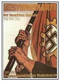 """""""Batalla de la Productividad de las Empresas Alemanas 1938-1939 Objetivo la Empresa Modelo """""""