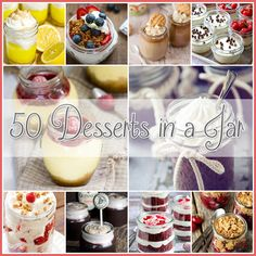 The Cottage Market: 50 Desserts in a Jar