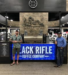 Black Rifle Coffee Company - Who are we? We are an American Company, started by veterans, pursuing the art of amazing coffee! Hiring fellow Americans & patriots daily! Share the knowledge and the coffee! CHEERS! #AmericasCoffee #BlackRifleCoffee Blended Coffee, Fresh Coffee, I Love Coffee, Coffee Shop, Black Rifle Coffee Company, Coffee Kombucha, Premium Coffee, God Bless America, Black Box