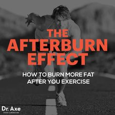 Afterburn effect - Dr. Axe