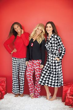 Great Gift Idea, Robes and Pajamas for those chilly Winter nights! #belk #women #gifts