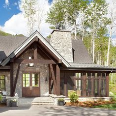 Mountain Homes Design, Pictures, Remodel, Decor and Ideas - page 36