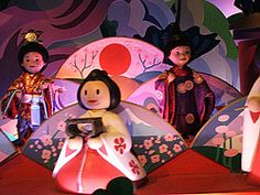 Parque Disneyland: Its a Small World