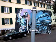 Stop graffiti?