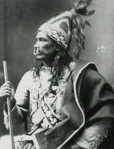 IROQUOIS MAN , 1871 Iroquois, My Heritage, Costume Dress, Headgear, Native Americans, American Indians, Dress Up, Costumes, People