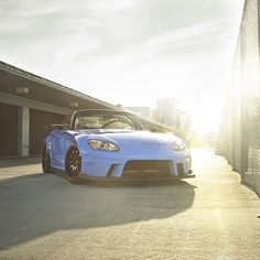 Honda S2000 Sunrise