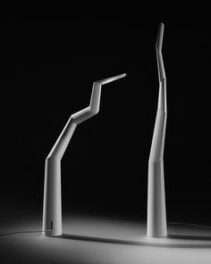 astoundingly Unique Spyre sculpture luminaire 2016