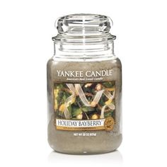Yankee Candle Holiday Bayberry Jar Candle, 22-Ounce, Large Yankee Candle http://www.amazon.com/dp/B000W3V8ME/ref=cm_sw_r_pi_dp_QUp3wb0ZNPHFN