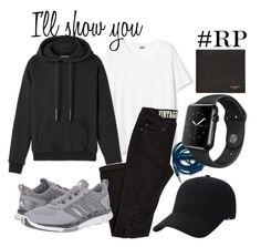 """Men Outfit"" by rosepg on Polyvore featuring moda, Urbanears, adidas, Keds y Givenchy"