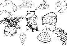 """Képtalálat a következőre: """"egészséges táplálkozás gyerekeknek feladatok"""" Peanuts Comics"""