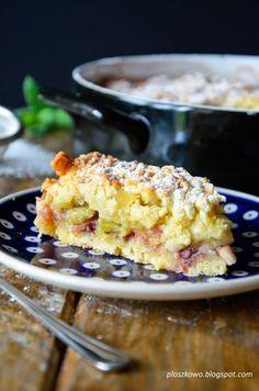 Cake Recipes, Dessert Recipes, Desserts, Polish Recipes, Polish Food, Macaroni And Cheese, Pie, Cooking Recipes, Meals