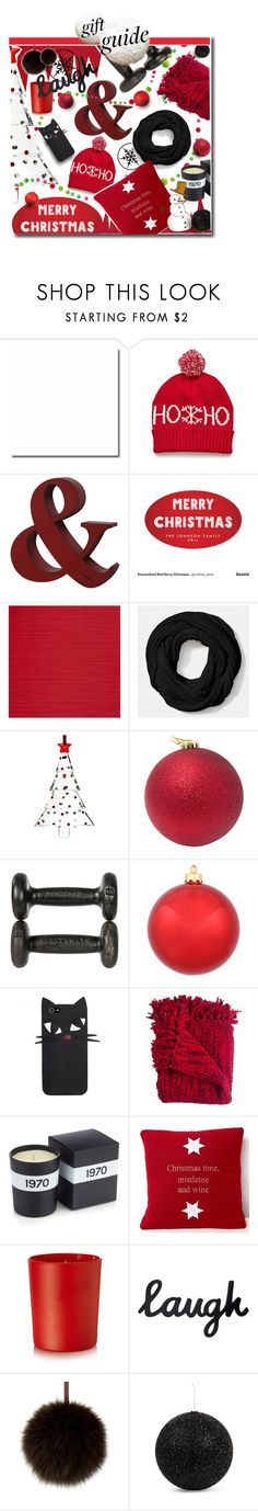 """""""gifts for my HOME-y"""" by caroline-brazeau ❤ liked on Polyvore featuring interior, interiors, interior design, home, home decor, interior decorating, Casadeco, Coach, Villeroy & Boch and Woven Workz"""