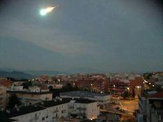 Meteorit a Blanes