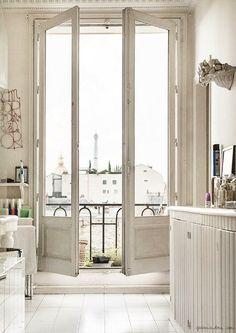 french windows, j'adore