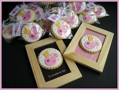 Galletas Peppa Pig, para Cumpleaños