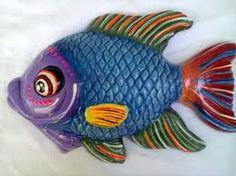pintar bizcocho ceramico con acrilicos - Buscar con Google
