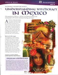 Witchcraft Around the World: Understanding Witchcraft in Mexico