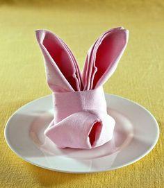 Tante idee low-cost per decorare la tavola di #Pasqua! #casa