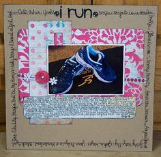 i run - Scrapbook.com