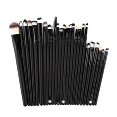 26pcs Makeup Brushes Set Kit Eyeshadow Eyeliner Mascara Lip Brush Cosmetic Tool Quality