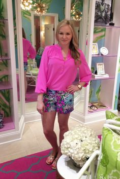 Spring Favorites: Lilly Pulitzer Savannah Delivery