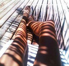 palm tree tan lines