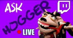 Ask Hogger LIVE!