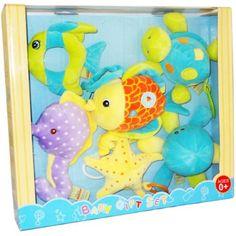 Hugfun Plush Fish Baby Gift Set « Game Searches