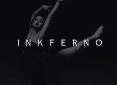 Inkferno free font