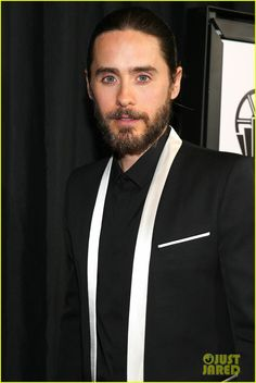jared leto adele exarchopoulos lacfa awards 2014 15 Jared Leto goes for black and white at the 2014 Los Angeles Film Critics Association Awards held on Saturday evening (January 11) in Los Angeles.    The 42-year-old…