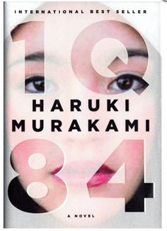 """Haruki Murakami   1Q84 """"Eis o mundo do espetáculo em que tudo é fantasia; mas, se você acreditar em mim, real ele se tornará"""""""