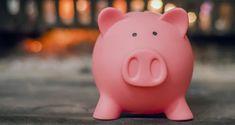 Quanto custou meu intercâmbio Piggy Bank, Money Box, Savings Jar