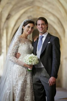 My new favorite royal couple! Princess Claire and Prince Felix of Luxembourg