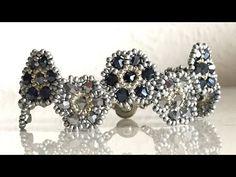Bracelet Tutorial Honeycomb - Petek Bileklik Yapımı Part 1 - YouTube