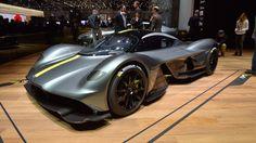 O hipercarro da Aston Martin finalmente ganhou um nome: Valkyrie