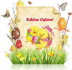 Ostergrüße - Schöne Osterbilder im Blog.