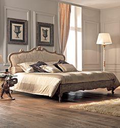 Paris Collection Rococo bed