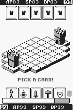 Simple but Strategic Action Card Game 'Castles' Coming from 'Ultrahyper' Developer Sets and Settings | TouchArcade