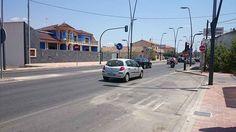 Nuevos cambios de sentido en Avenida de Murcia