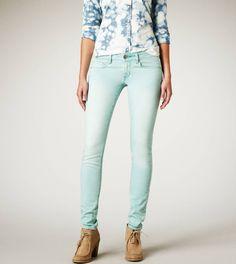 light blue Size 2 or waist 25