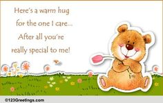 Free Online Greeting Cards, Ecards, Animated Cards, Postcards, Funny Cards From 123Greetings.com Get Well Card Messages, Get Well Cards, Happy Mother's Day Card, Happy Mothers Day, Sympathy Cards, Greeting Cards, Words Of Strength, Im Thinking About You, Warm Hug