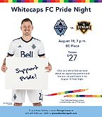 Vancouver Whitecaps FC Pride Night tickets now available. Save with our special rate code: https://oss.ticketmaster.com/aps/whitecaps/EN/promotion/home #VWFC @WhitecapsFC
